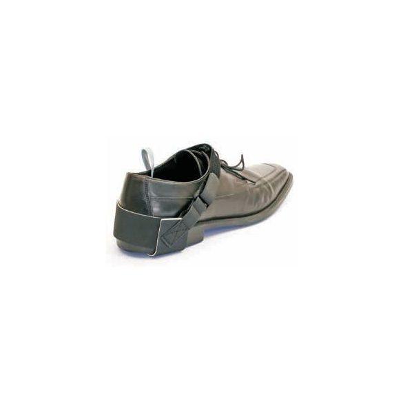ESD heel grounder