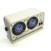 Ionizer, with 2 pcs. blower, for suspension or desk top application