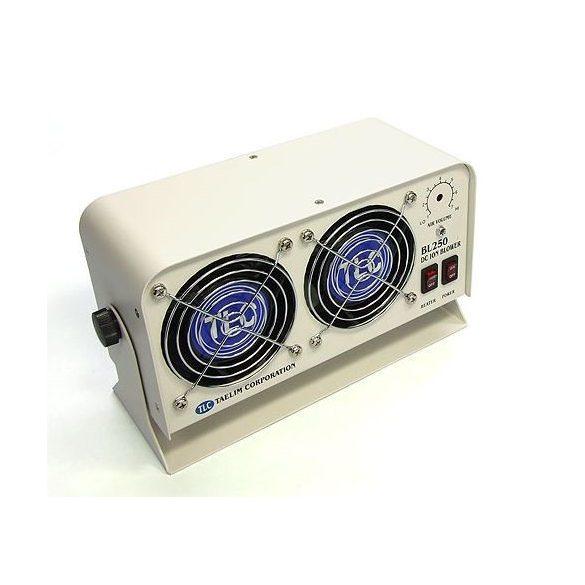 Ionizátor, asztali vagy felfüggesztéses alkalmazás, 2 db ventilátor