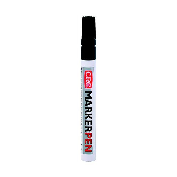 Jelölőtoll, CRC Marker Pen - fekete