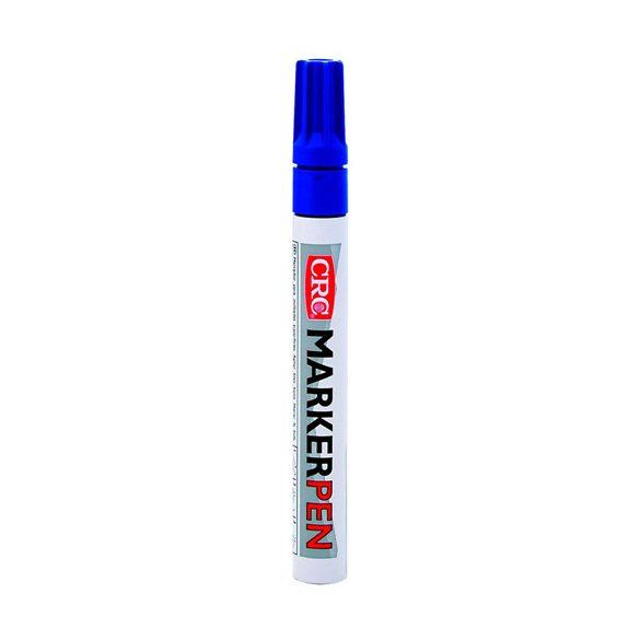 Jelölőtoll, CRC Marker Pen - kék
