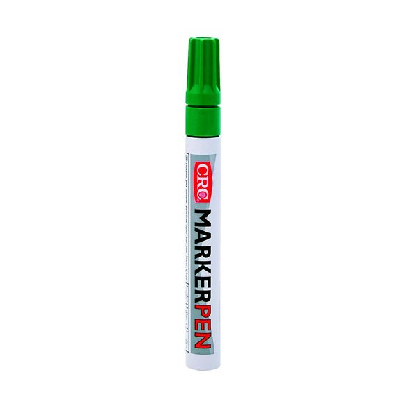 Jelölőtoll, CRC Marker Pen - zöld