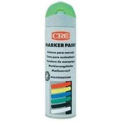 CRC Marker Paint - jelölő festék, zöld, fluoreszkáló
