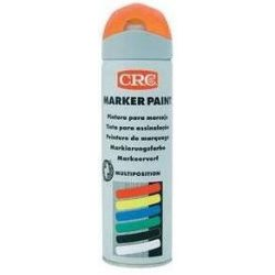 CRC Marker Paint - jelölő festék, narancssárga, fluoreszkáló