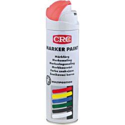 CRC Marker Paint - jelölő festék, piros, fluoreszkáló