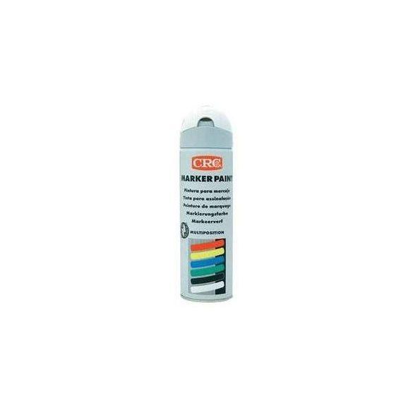 CRC Marker Paint - jelölő festék, fehér, 500ml