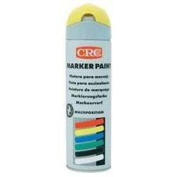 CRC Marker Paint - jelölő festék, sárga