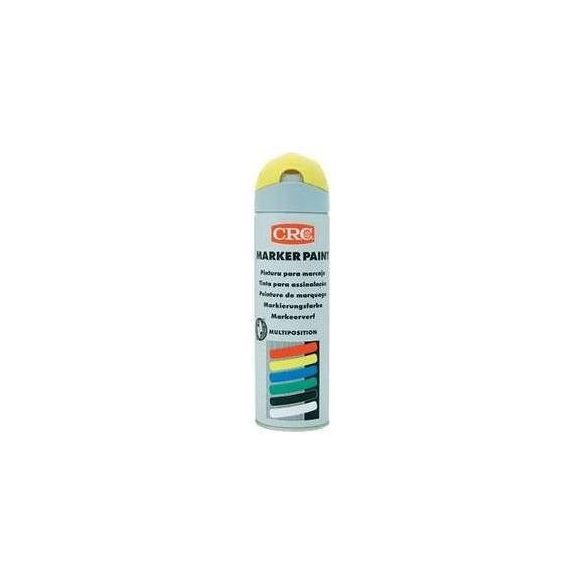 CRC Marker Paint - yellow