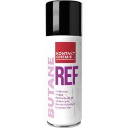 Butane Ref, nagy tisztaságú butángáz spray, 200 ml