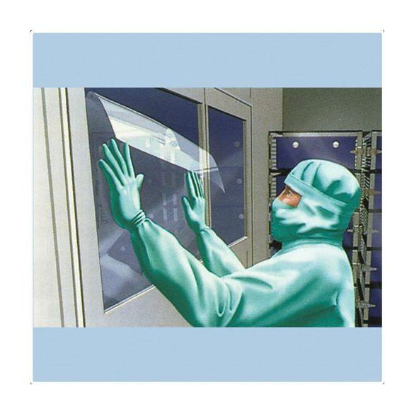 Öntapadó ESD fólia, átlátszó, 1,22 széles, hossz: 1-100m, ár/nm.