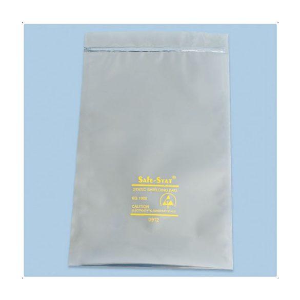 Shielding zacskó, áttetsző, simítózáras (100 db./csomag)