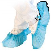 Cipő porvédő, antisztatikus, unisex, minden cipőméretre 100db/doboz