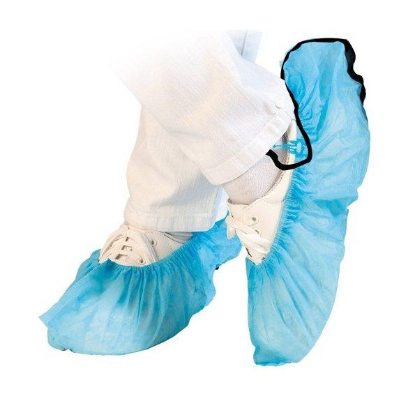 Cipő porvédő adagoló automatába, antisztatikus, unisex, minden cipőméretre 100db/doboz