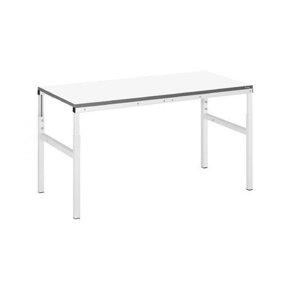 Asztal, ESD, 1200x700 mm, RAL 7035