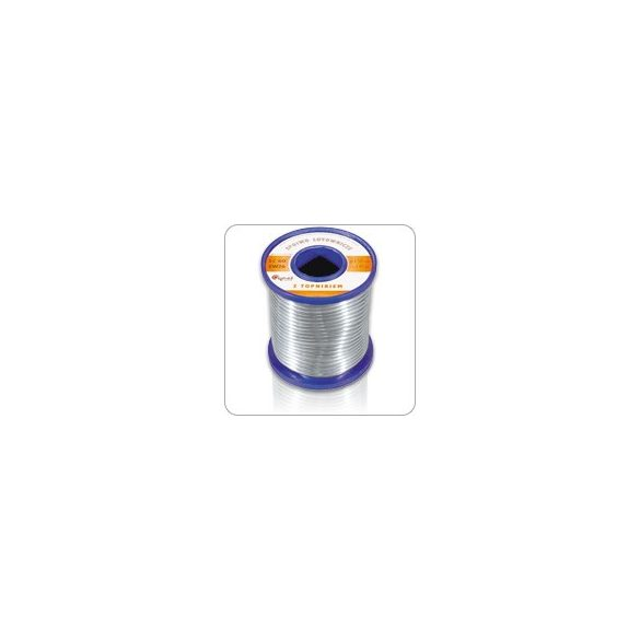 Cored solder wire