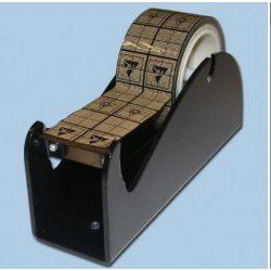 ESD asztali ragasztószalag adagoló, max. 50 mm széles szalagokhoz