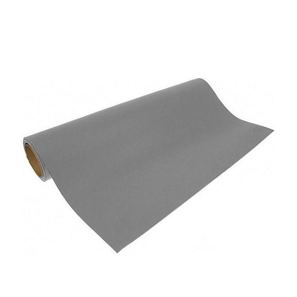 ESD asztalborítás, szürke sima 0,9x10m