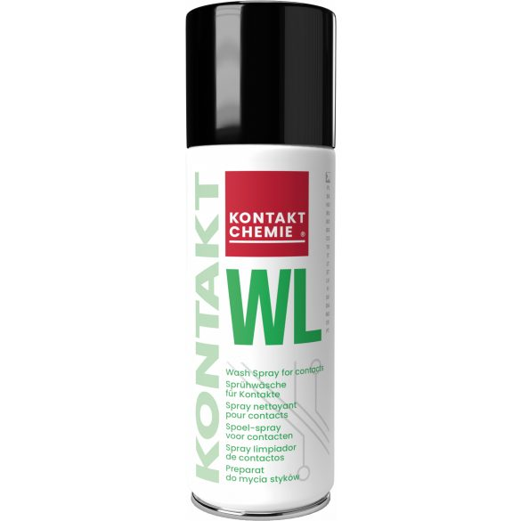 Kontakt WL, zsíreltávolító lemosó spray, 200 ml